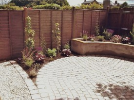 Low Maintenance Courtyard After